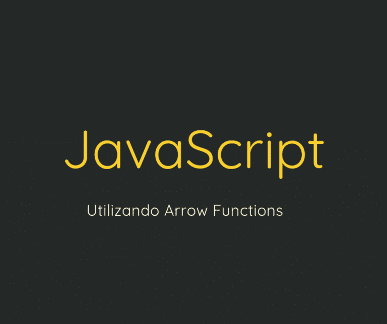js arrow functions